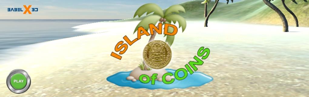 Island of Coins - WebGL
